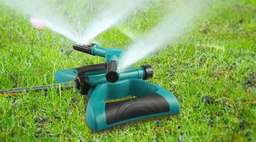 Featured Image - BEST ABOVE GROUND SPRINKLER REVIEWS