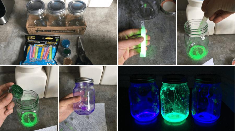 Featured Image - HOW TO MAKE DIY FIREFLY MASON JAR LANTERNS