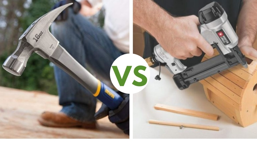 Featured Image - NAIL GUNS VS HAMMERS_ POWERFUL TOOLS IN THE RIGHT HANDS