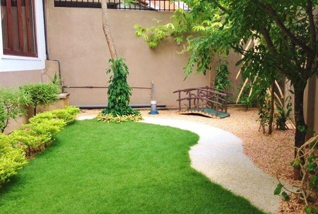 A Simple Rock Garden