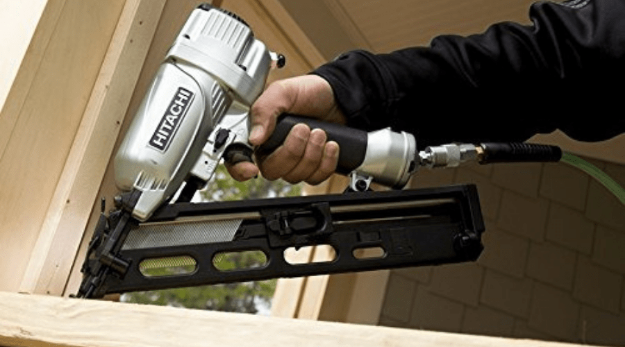 Featured Image - BEST FINISHING NAIL GUN FOR TRIM