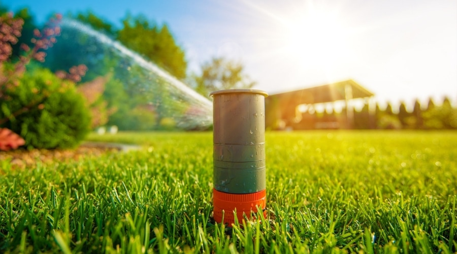 Featured Image - WHAT TO DO WHEN YOUR SPRINKLER SYSTEM WON'T TURN ON