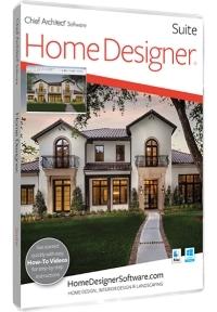 Home Designer Suite DVD