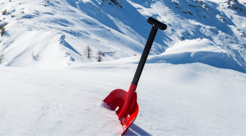 Featured Image - Best Avalanche Shovels_ Dependable, Portable Choices