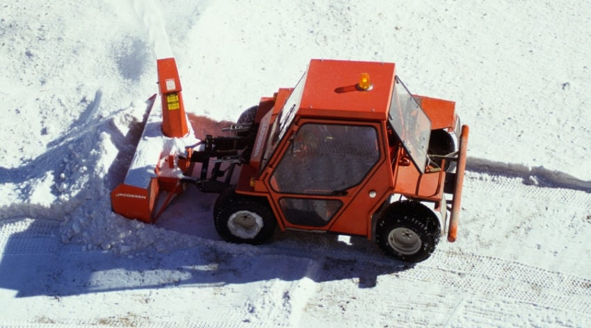 Featured Image -Best Skid Steer Snow Blower Reviews_ Powerful Snow Moving Options