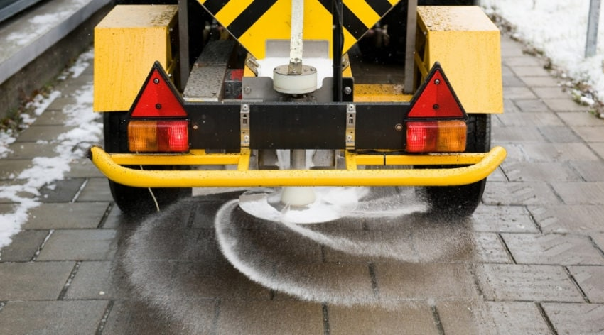 Featured Image - How to Properly Salt or Sand Your Driveway and Why It Is So Important