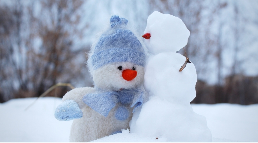 Featured Image - Snowman Inspirations 103 Ideas for Christmas Crafts