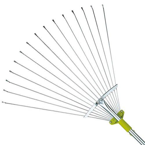 Gardenite Adjustable Leaf Rake
