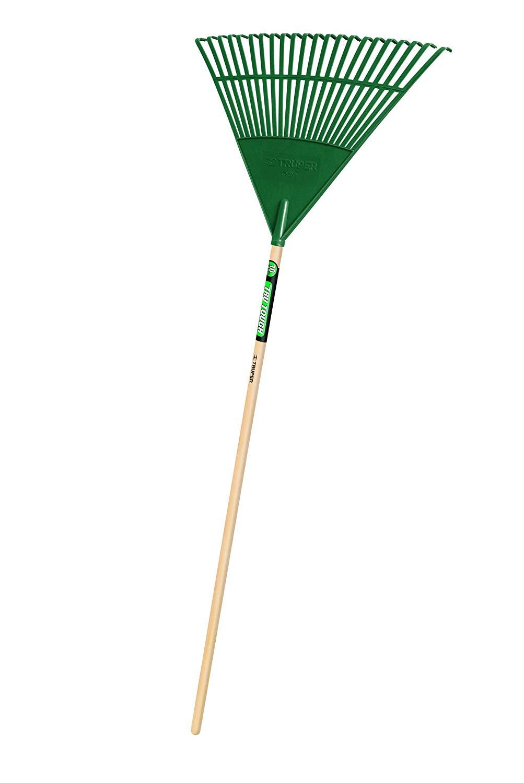 Truper 30456 Plastic Leaf Rake