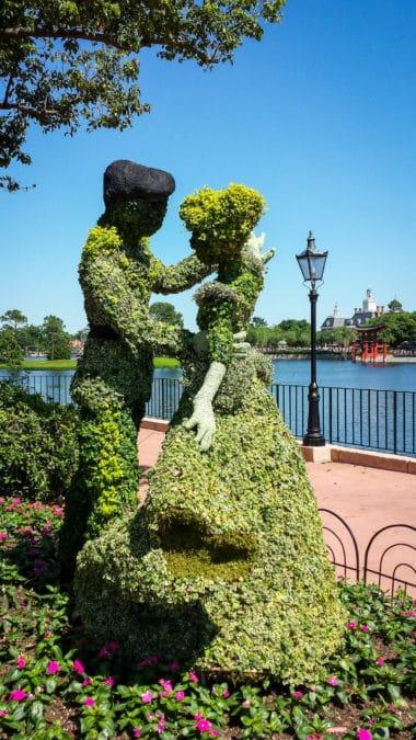 Cinderella Topiary