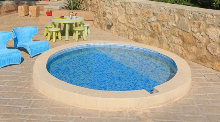 30 Backyard Small Pool Ideas