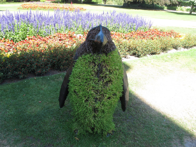 Penguin Topiary