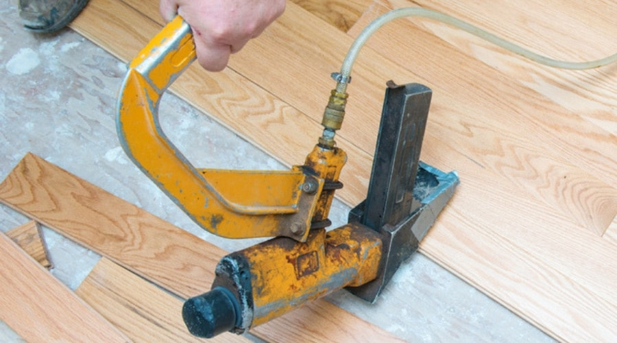 Featured Image - Best Floor Nailer: Secure Your New Floor with Ease