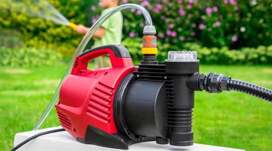Featured Image - Best Sprinkler Pumps: Great Choices for Water Conservation