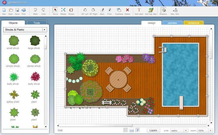 Garden Planner Ver. 3.7 - The Best Landscape Design Software for Mac Users