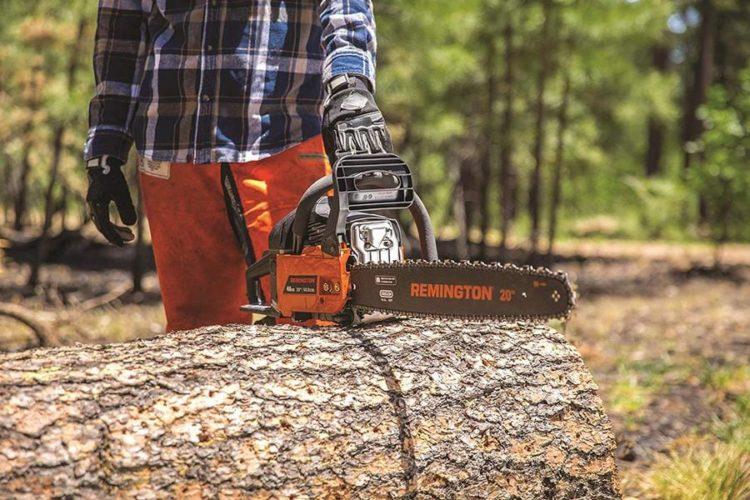 Remington RM4620 Outlaw 46cc 20-inch Chainsaw 2