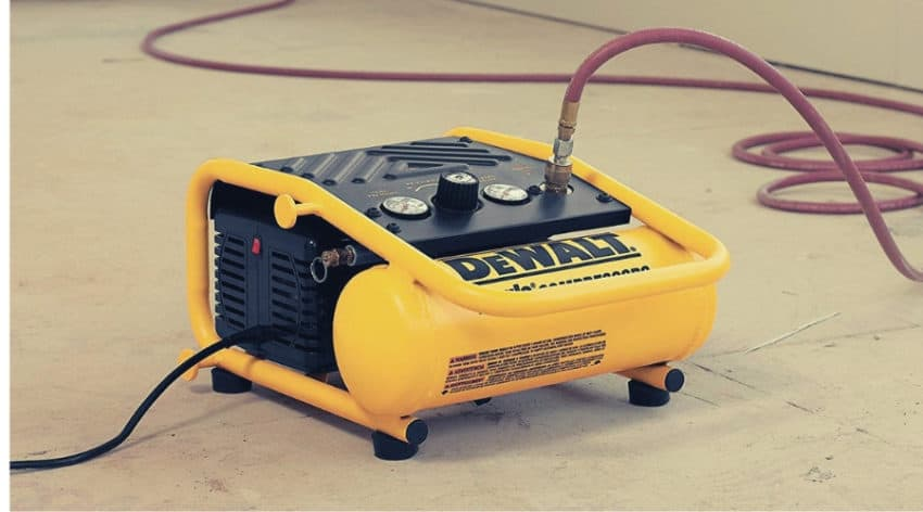 The Best Air Compressor Reviews for a Nail Gun