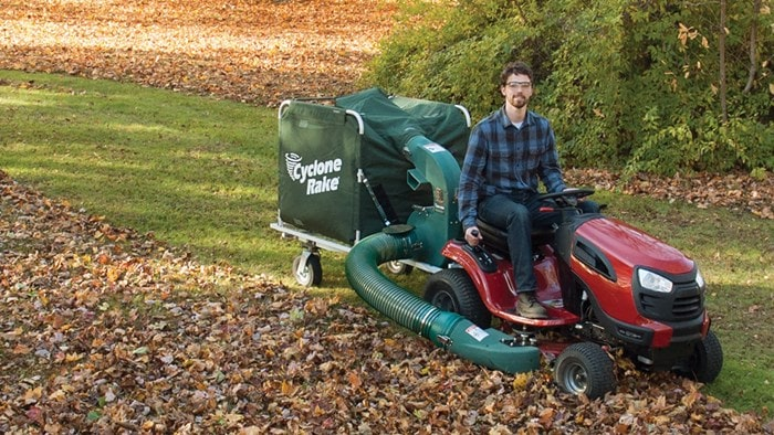 Cyclone Rake Classic Leaf and Vacuum
