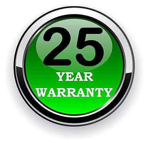 25 year warranty clip art