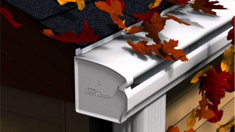 LeafGuard Gutter System Review