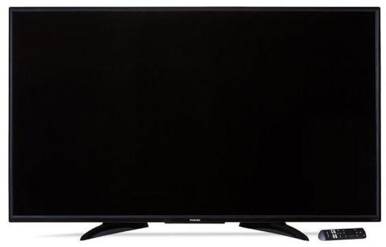 Toshiba 50LF621U19 50-inch 4K Ultra HD Smart LED TV HDR - Fire TV Edition