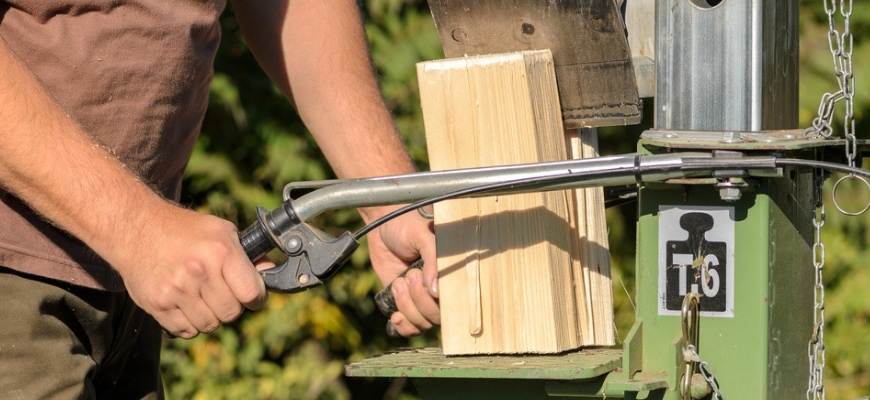 The Best Log Splitter Plans For Home Use