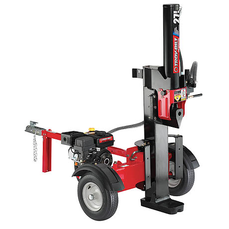 Troy Bilt TB 27 LS Hydraulic Log Splitter