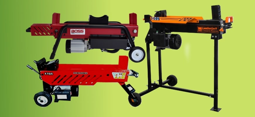 Best Electric Log Splitters for Residential Use