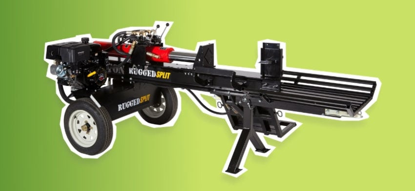 Dependable RuggedMade Brand Log Splitter Reviews