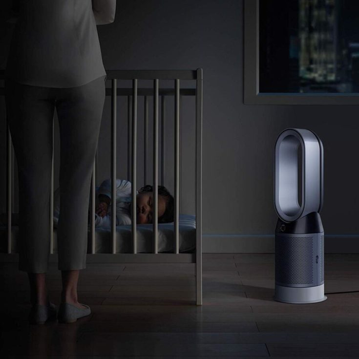 Dyson safety features