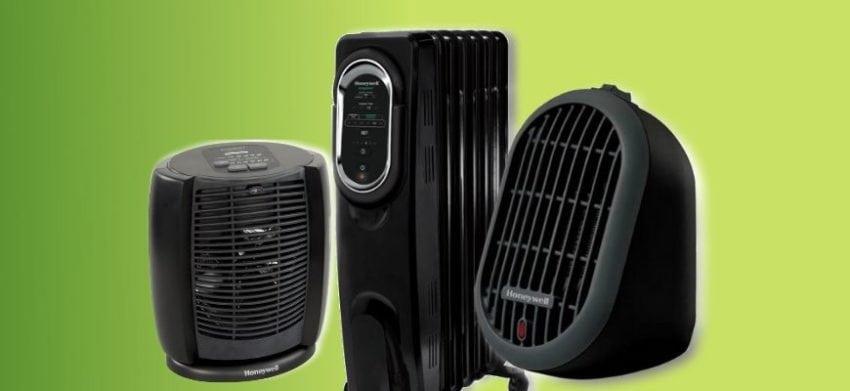 The Best Honeywell Space Heater