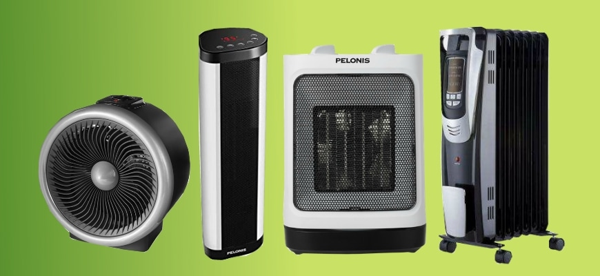 The Best Pelonis Space Heater