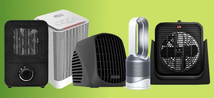 Top 5 Quiet Space Heaters