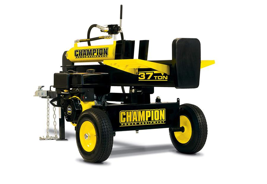 Champion 37 Ton Gas Log Splitter