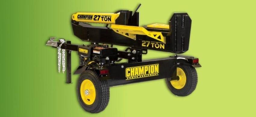 Best Champion Log Splitter - 2019 Reviews