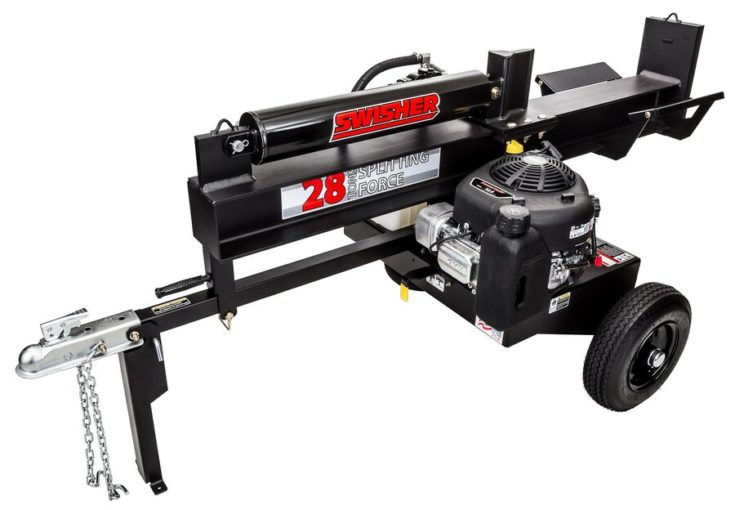 Swisher LSRB10528 28-Ton Log Splitter