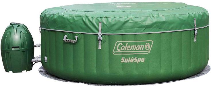 Coleman SaluSpa 6 Person Hot Tub