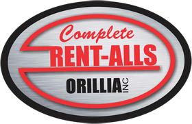 Complete Rent-Alls Orillia logo