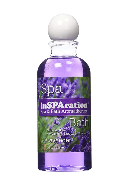 InSPAration Lavender Aromatherapy (9 Ounce) (Тwо Расk) isolated in white background