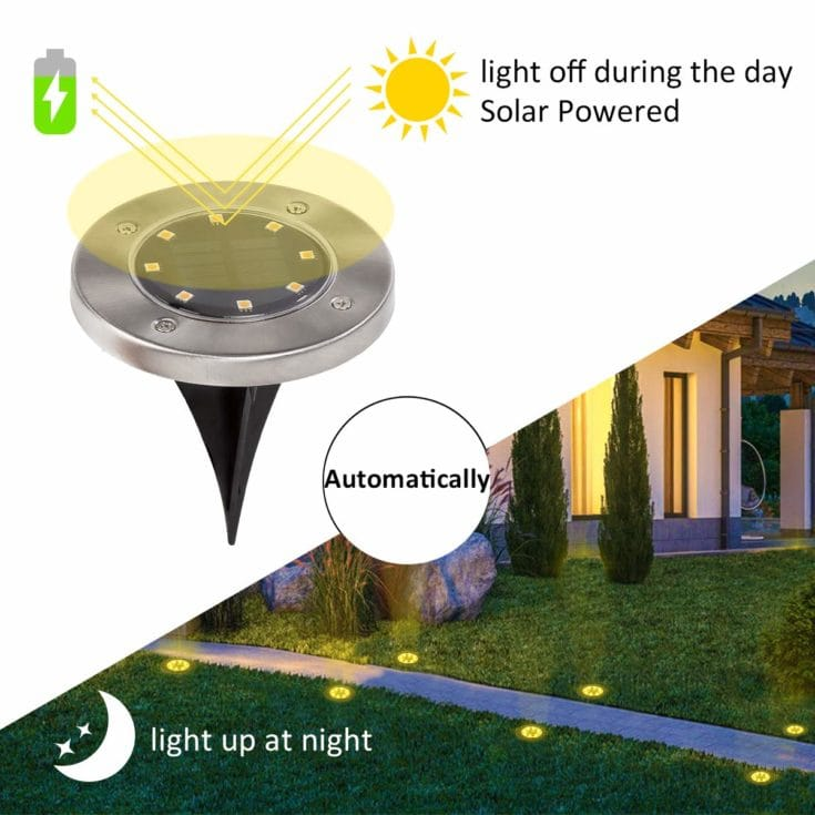 presentation on how the solar lights work
