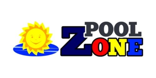 Pool Zone in white background