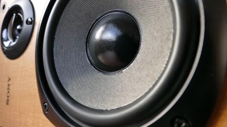 Close up speaker