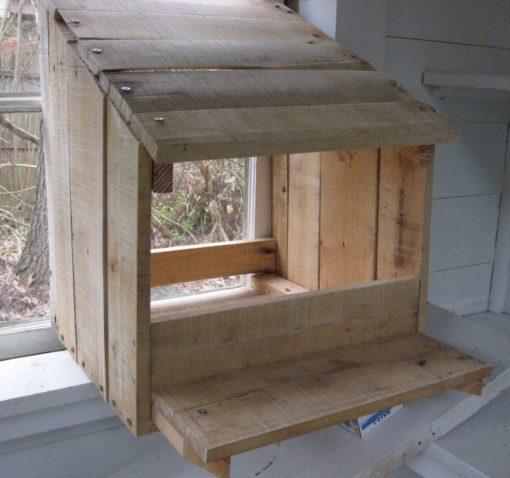 Pallet Nesting wooden Box