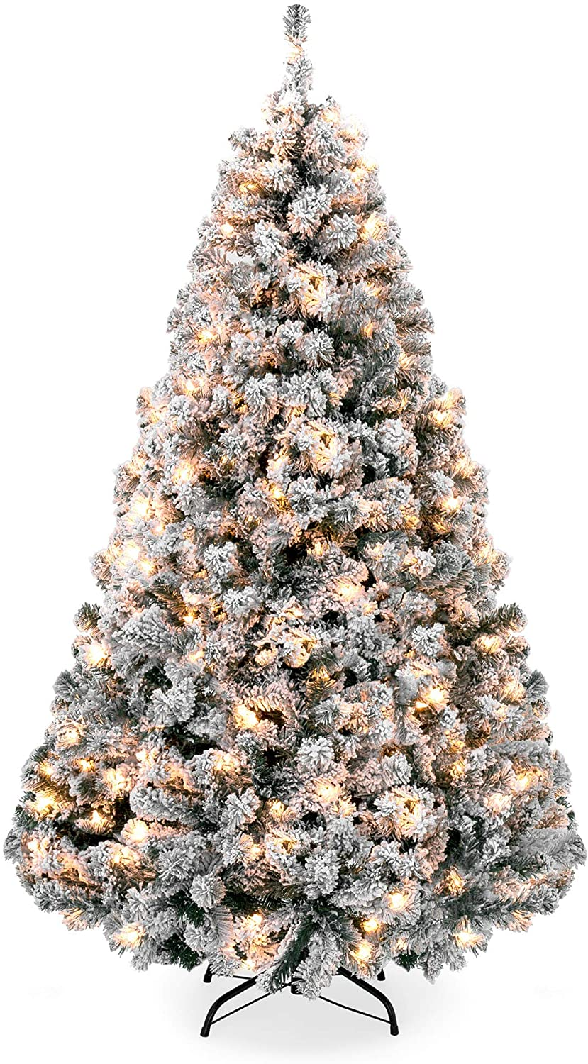 The Best Flocked Christmas Trees 2020 Reviews