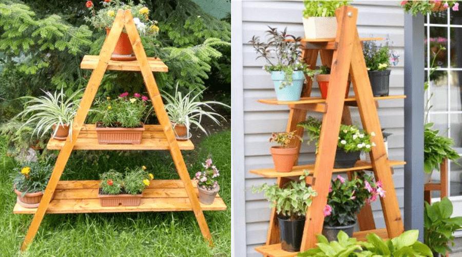15 Diy Plant Stands Shelves To Showcase Your Indoor Garden