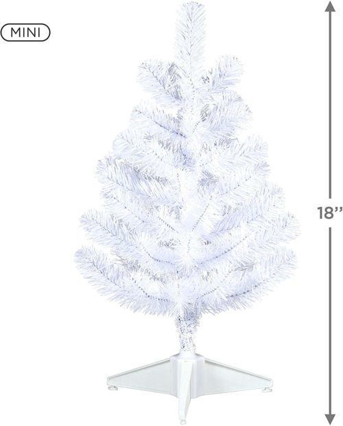 28 Best White Christmas Tree Ideas For Your Home 2020