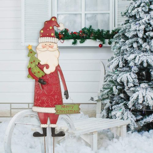 21 Best Christmas Garden Stakes To Transform Your Home
