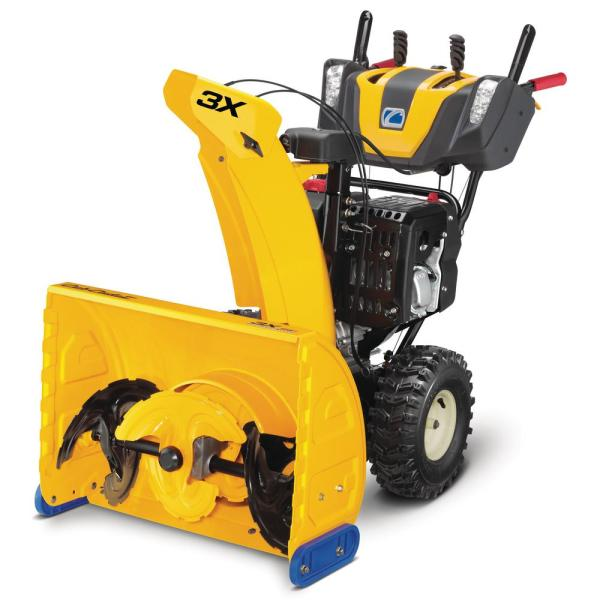 Cub Cadet 3X 26 - The Best Commercial Grade Snow Blowers on the Market