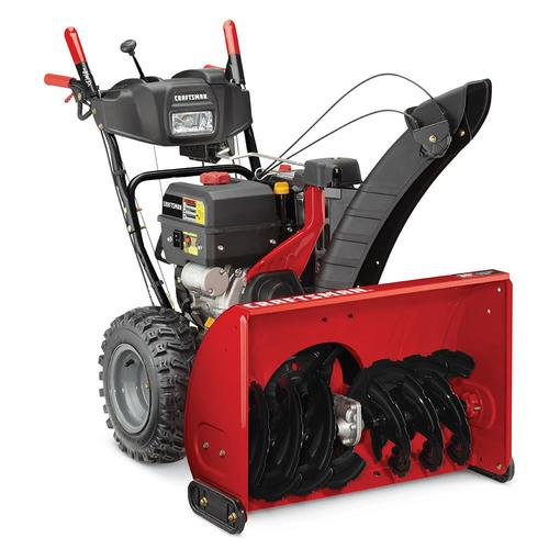 Craftsman SB630 30-in 357-cc Two-Stage Snow Blower - The Best Craftsman Snow Blowers to Stay on Top of the Snowfall