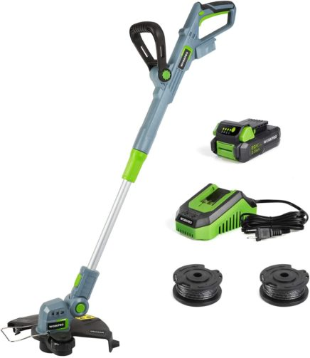 WORKPRO 20V Cordless String Trimmer/Edger
